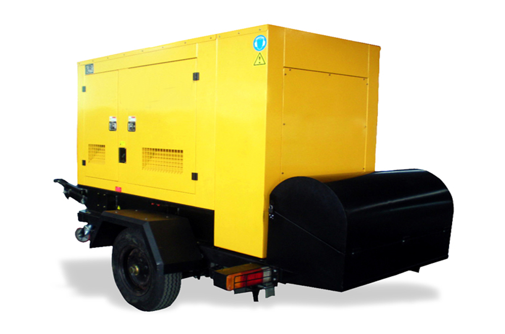 Mobile Diesel Generator Set  U2013 Fujian Bode Power Co   Ltd